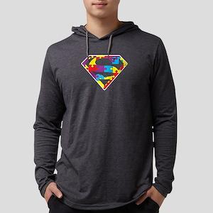 Autism Super Puzzle Long Sleeve T-Shirt