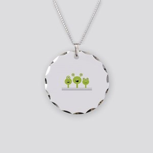 Aliens Necklace