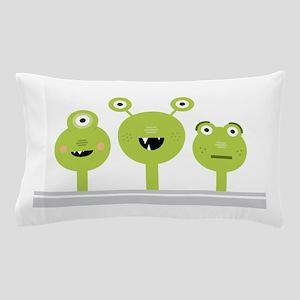 Aliens Pillow Case