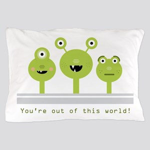 Out Of World Pillow Case