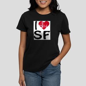 I Love SF T-Shirt