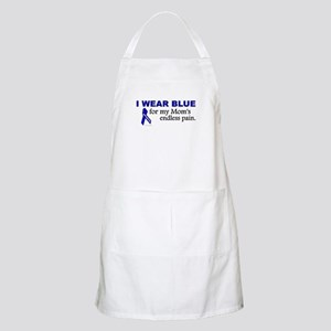I Wear Blue For My Mom's Pain BBQ Apron