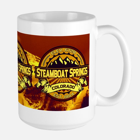 Steamboat Springs Vibrant Mugs