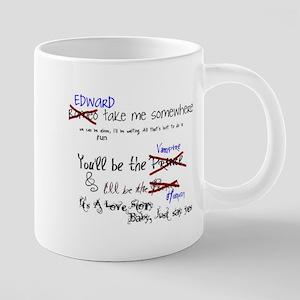 Love Story Mugs