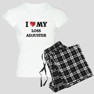 I love my Loss Adjuster Women's Light Pajamas