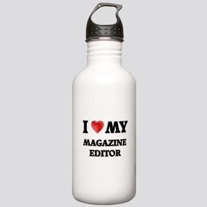 I love my Magazine Edi Stainless Water Bottle 1.0L