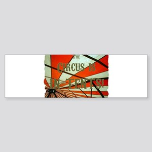 In-Tents Merchandise Bumper Sticker