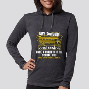 Bus Driver Confession Once Chi Long Sleeve T-Shirt