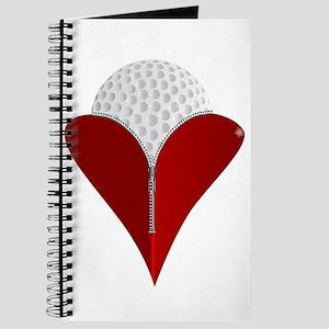 Love Golf Journal