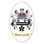 Tolomei Sticker (Oval 50 pk)