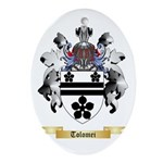 Tolomei Oval Ornament