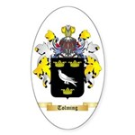 Tolming Sticker (Oval 50 pk)