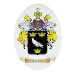 Tolmin Oval Ornament