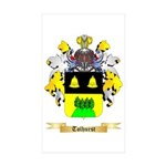 Tolhurst Sticker (Rectangle 10 pk)