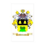 Tolhurst Sticker (Rectangle 50 pk)