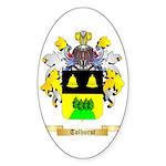Tolhurst Sticker (Oval)