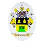 Tolhurst Oval Ornament