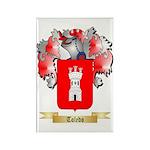 Toledo Rectangle Magnet (100 pack)