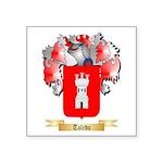 Toledo Square Sticker 3
