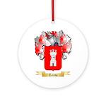 Toledo Round Ornament