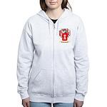 Toledano Women's Zip Hoodie