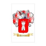 Toledano Sticker (Rectangle)