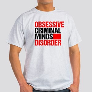 Criminal Minds Obsession Light T-Shirt