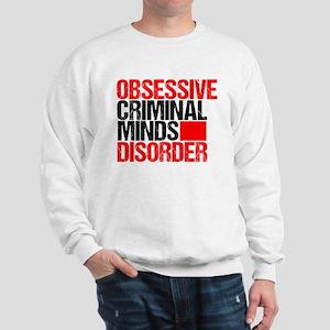 Criminal Minds Obsession Sweatshirt