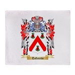 Toffoletto Throw Blanket