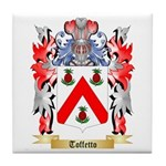 Toffetto Tile Coaster