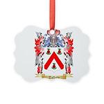 Toffetto Picture Ornament