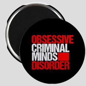 Criminal Minds Obsession Magnet