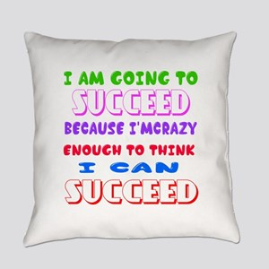 Positive Thought Designs Everyday Pillow