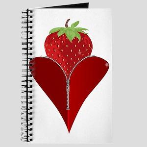 Love Strawberry Journal