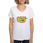 Everything's Jewish Women's V-Neck T-Shirt