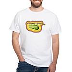 Everything's Jewish White T-Shirt