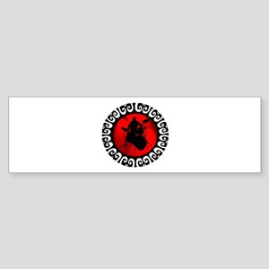 DRUMS Bumper Sticker