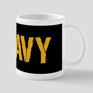 U.S. Navy: Navy (Black) Mug