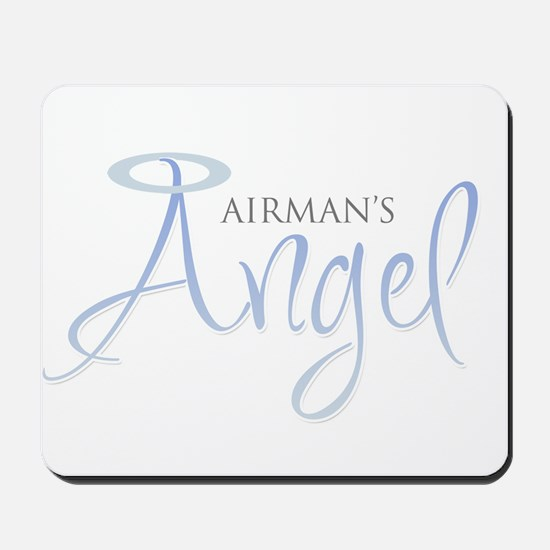 Airman's Angel Mousepad