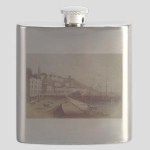 Queenstown Cobh Ireland Flask