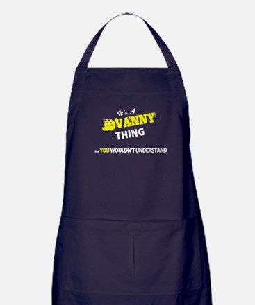 JOVANNY thing, you wouldn't understan Apron (dark)
