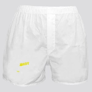 JORDY thing, you wouldn't understand Boxer Shorts