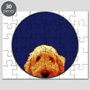 Golden Doodle Puzzle
