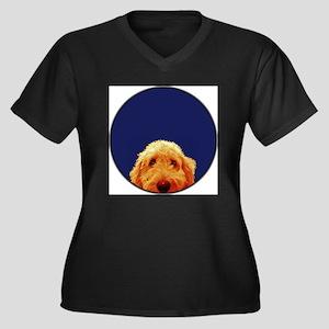 Golden Doodle Plus Size T-Shirt