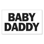 Baby Daddy Sticker