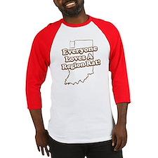 Everyone Loves A Region Rat Baseball Jersey