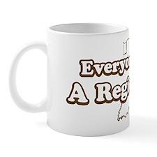 Everyone Loves A Region Rat Mug