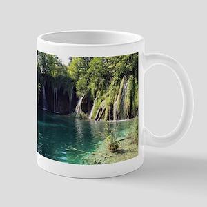 Waterfalls in Croatia Mugs