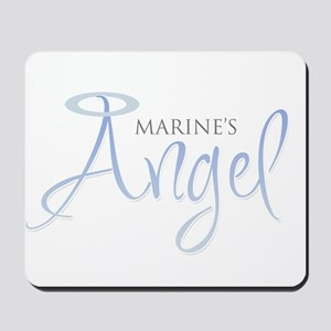 Marine's Angel Mousepad