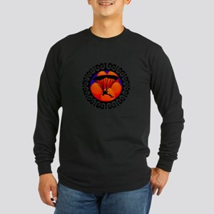 SKYDIVING Long Sleeve T-Shirt